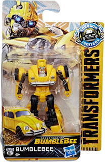 Hasbro Transformers Bumblebee Movie Speed Series Bumblebee 001