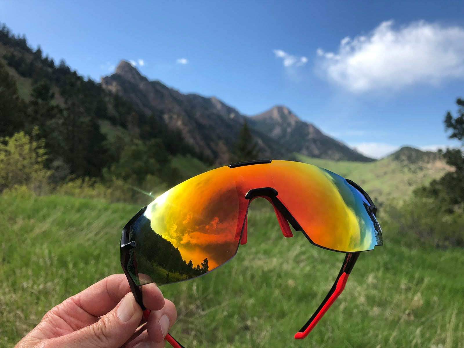 f31b3a5edb Julbo Aerospeed with Zebra Light Fire Photochromic Lens Sunglass Review - A  Grand View and Unbeatable Any Light Versatility