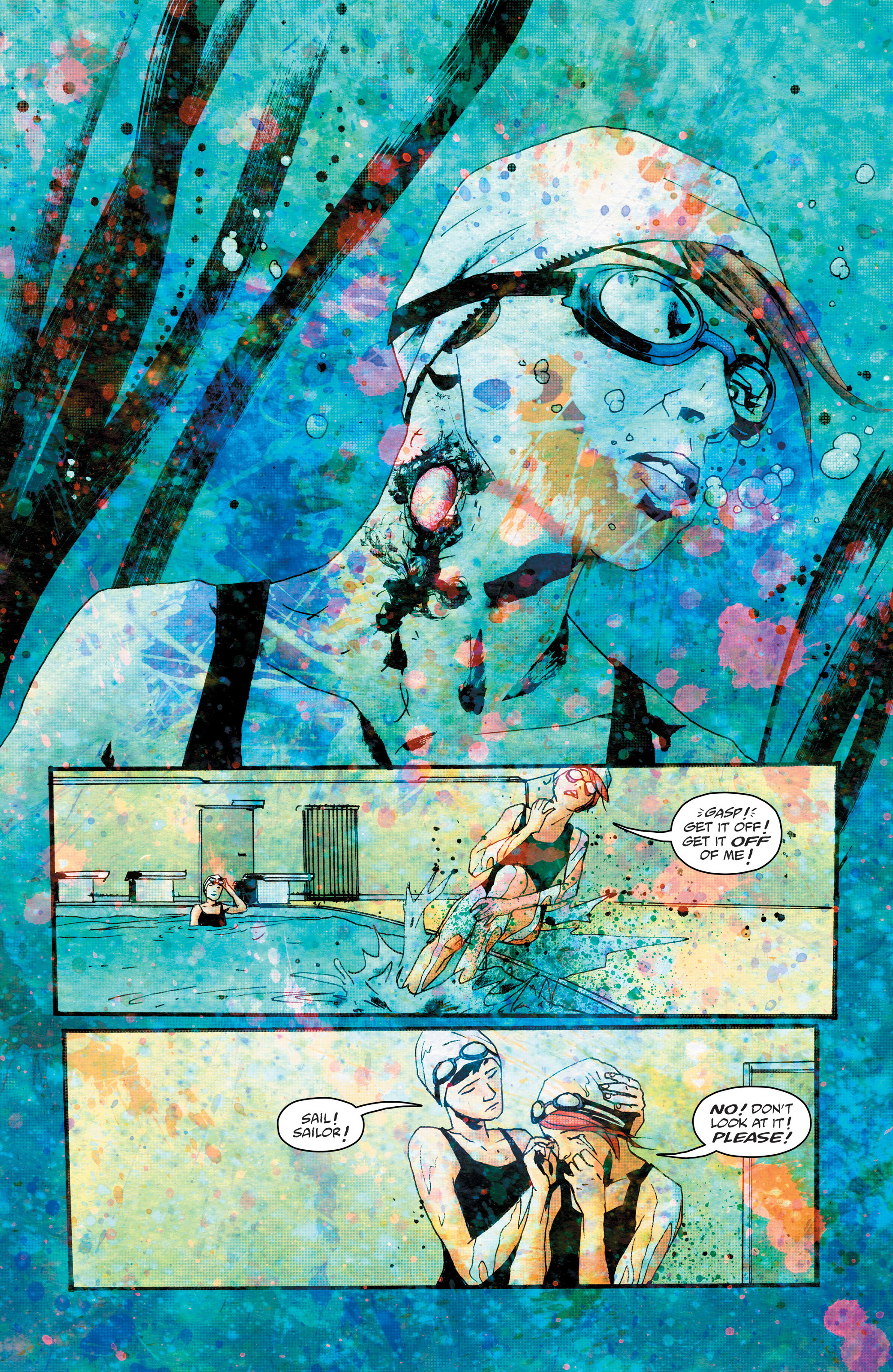 Read online Wytches comic -  Issue #2 - 16