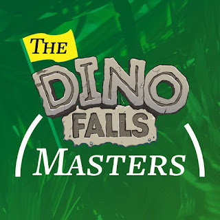 The DinoFalls Adventure Golf Masters competition was held at the Trafford Golf Centre in Manchester between the 5th and 8th April 2018