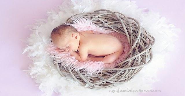Significado de soñar con un bebé muerto