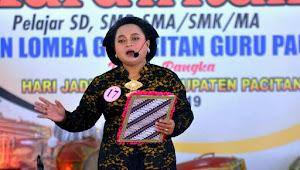 Lomba Geguritan Guru PAUD Sekabupaten Pacitan, Guna Lestarikan Satra Dan Syair Jawa