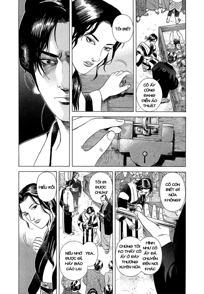 Yamikagishi chap 5 trang 18