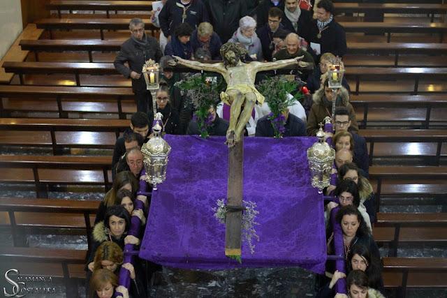 Resultado de imagen de VIA CRUCIS CRISTO DE LA SALUD-CRISTO YACENTE VIERNES 24