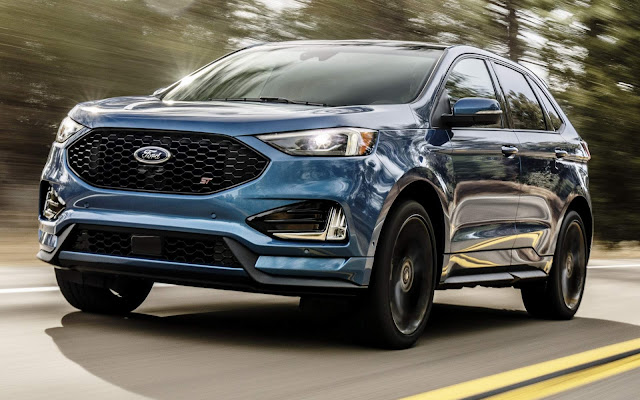 Novo Ford Edge ST 2019