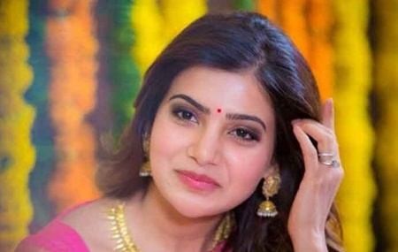 Actress Samantha learns 'Silambattam', sources say it is for a movie