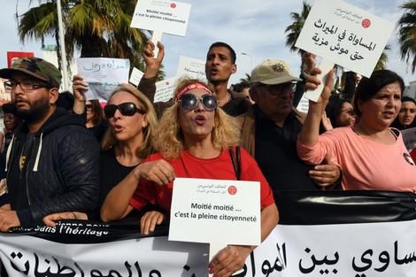 تارودانت24 _ الكنبوري يناقش قانون مساواة الرجال بالنساء في الإرث بتونس