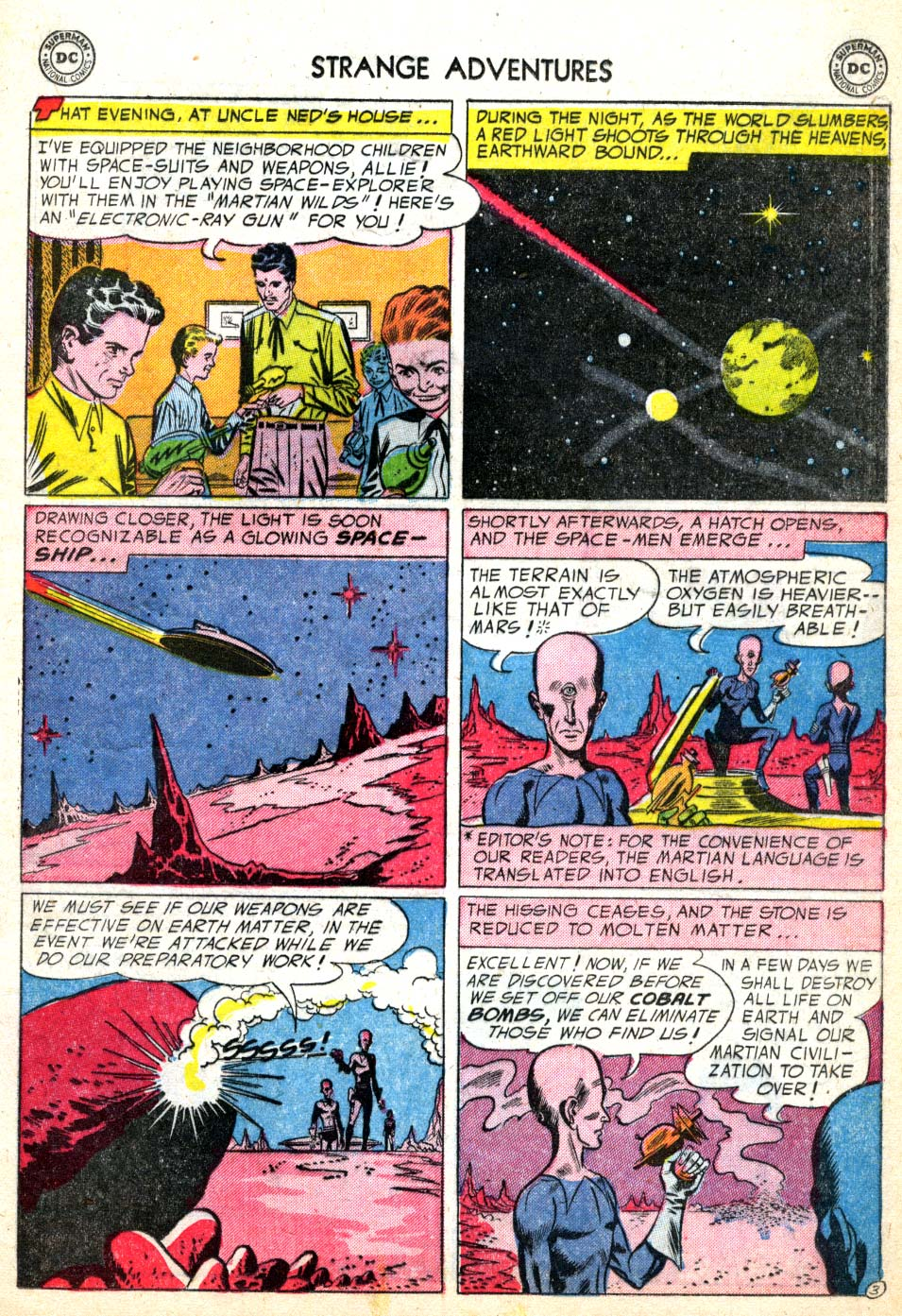 Strange Adventures (1950) issue 49 - Page 21
