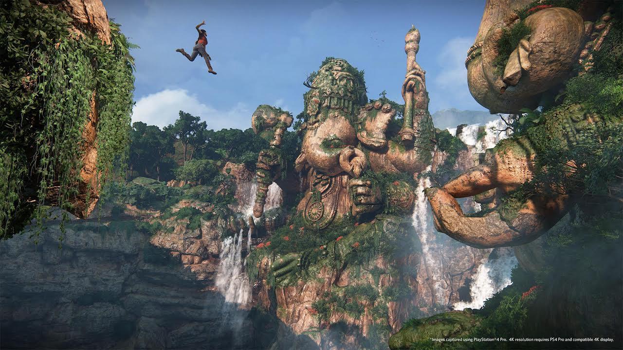 Uncharted: El Legado Perdido muestra más gameplay a través de sus canales