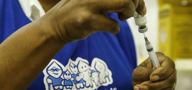 Brasil tem mais de 1,7 mil casos de sarampo e nove mortes por causa da doença