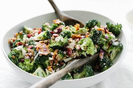 BROCCOLI SALAD #salad #broccoli