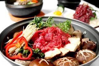 Lẩu bò Hàn Quốc