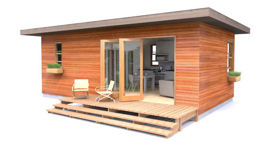 Big Ideas Come in Small Packages - Mini Home Designs