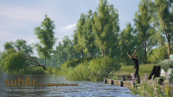 Download GAME PC Euro Fishing Waldsee Full Version