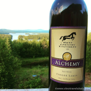 Hunt Country Vineyards Alchemy wine