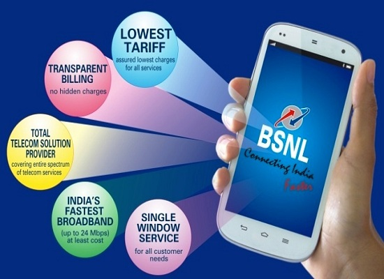 BSNL launches STV 248 data recharge pack to offer 153GB of 3G data for its customers this IPL season