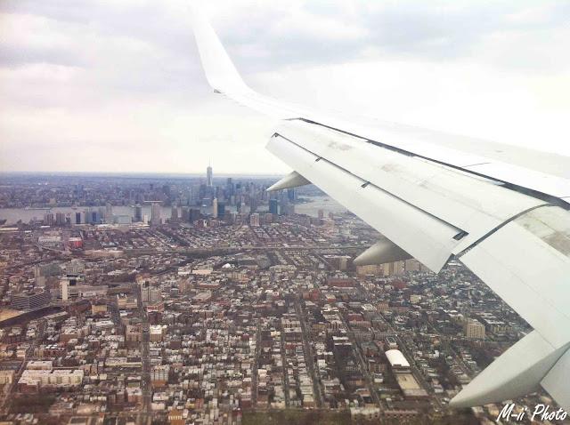 My Travel Background : Une semaine à New York : aéroport de Newark