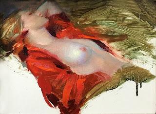 pinturas-rojos-vestidos-chicas