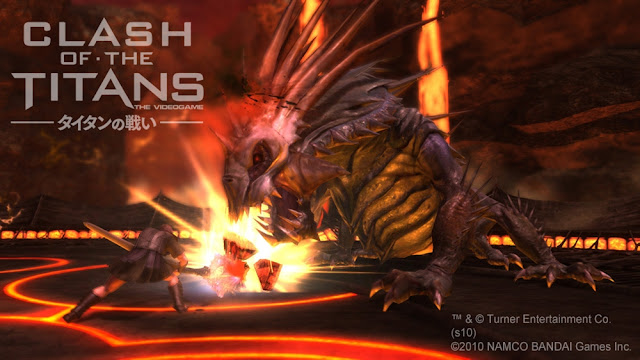 Clash Of The Titans - Xbox 360 - Multi5 - Captura 5