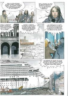 """Reseña de """"Marina 3. ¡Razzias!"""" de Zidrou y Matteo - Norma Editorial"""