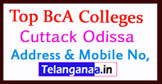 Top BCA Colleges in Cuttack Odissa