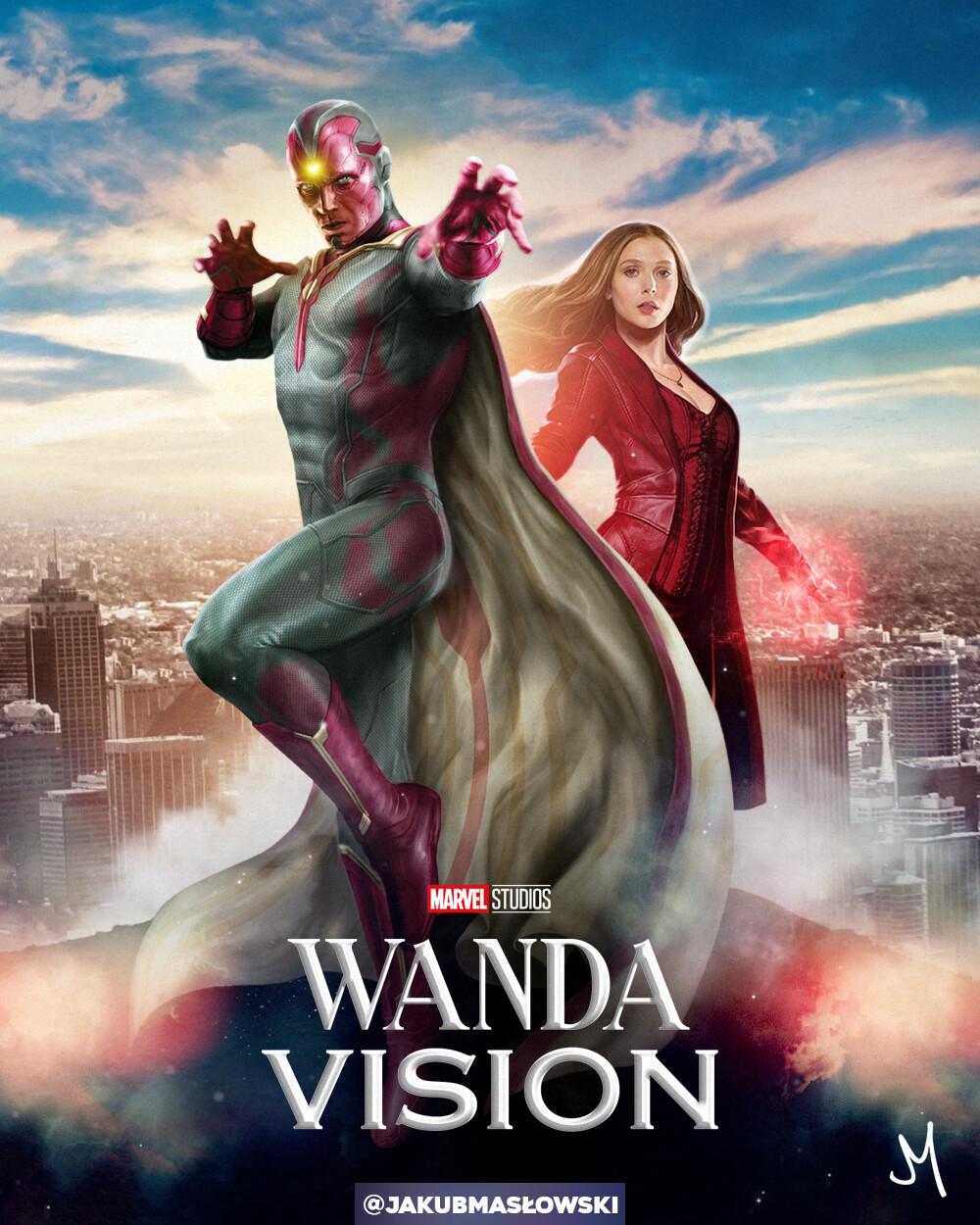 Wanda Vision - Vietsub Thuyết Minh (2021)