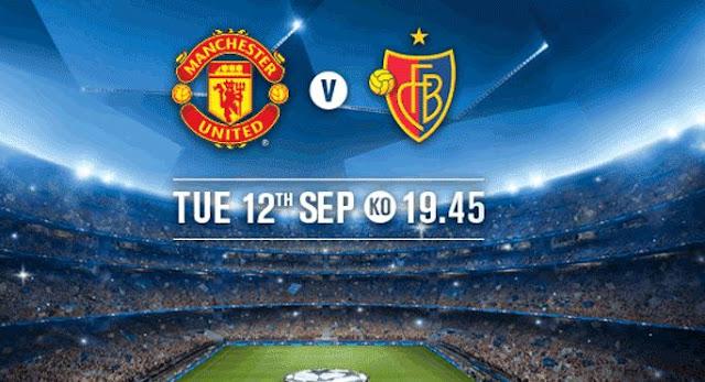 Prediksi Manchester United vs FC Basel - Liga Champions