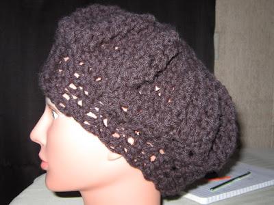 crochet, hat, free pattern, love knot