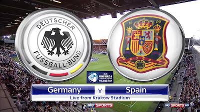 Jerman vs Spanyol Panaskan Jeda Internasional