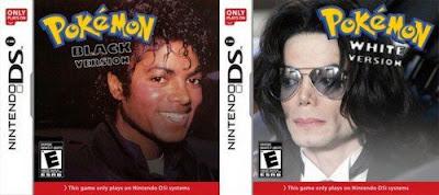 Meme de Humor : Pokémon Michael Jackson (Humor)