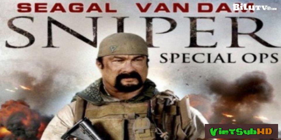 Phim Lính Bắn Tỉa: Mệnh Lệnh Đặc Biệt Thuyết minh HD | Sniper Special Ops 2016