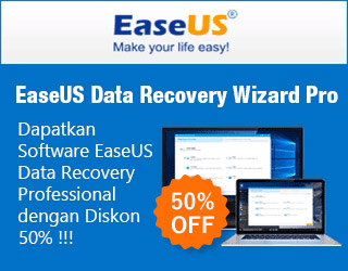 EaseUS Data Recovery Pro