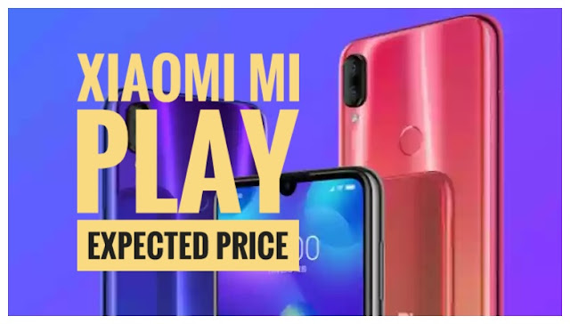 is the 1 which has possessed the capacity to anchor the First Position on our rundown of Xiomi Mi Play Expected Price, Specification Detail Review