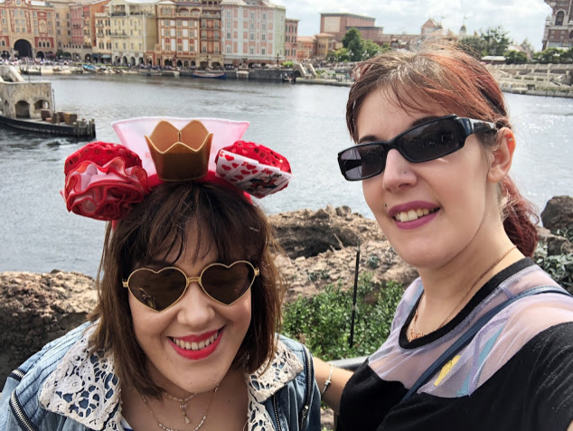 Vlog Japon journée à Tokyo Disneysea