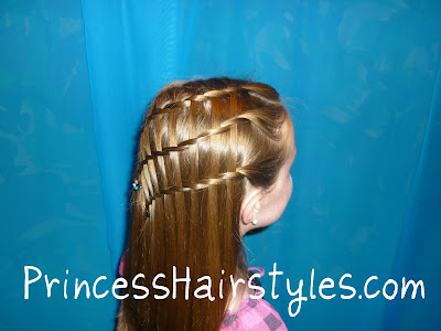 cascading braid