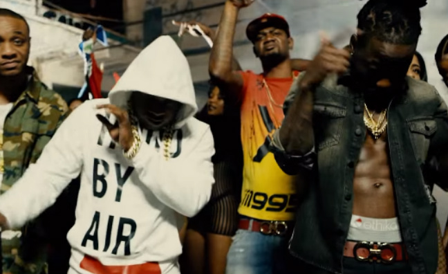 DJ E-Feezy - Shout Out (Feat. Ace Hood & Yo Gotti) [Vídeo]