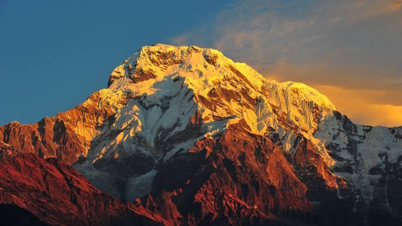 Mountain Desktop Background 1600x900