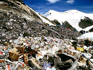 wastage-on-mount-everest