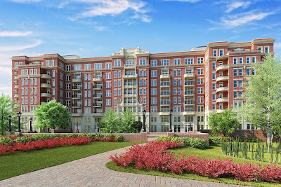 DC Real Estate: JBG plans residential building designed by David M Schwarz Architects in Woodley Park