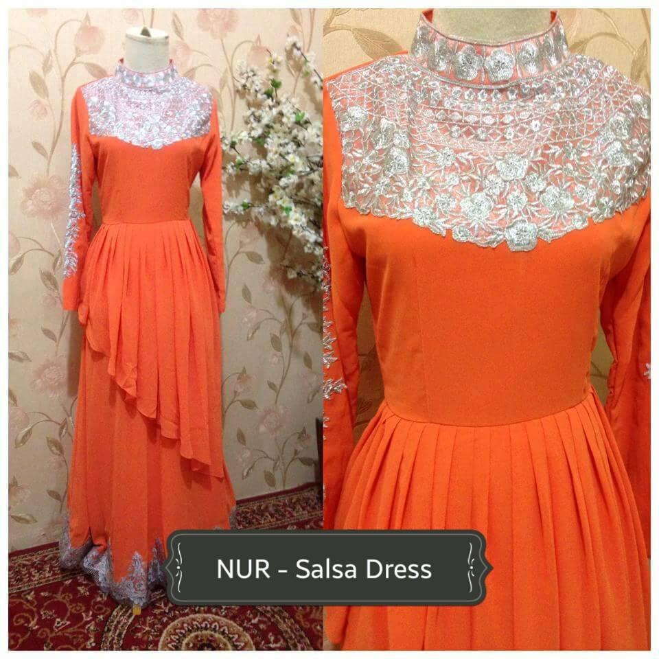 Outlet Nurhasanah Outlet Baju Pesta Keluarga Muslim Baju