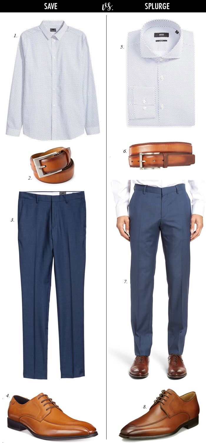 Daily Style Finds: Men's Business Casual Look for Less and ...