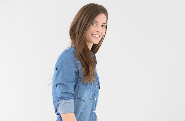 camicia jeans primavera 2017 spring