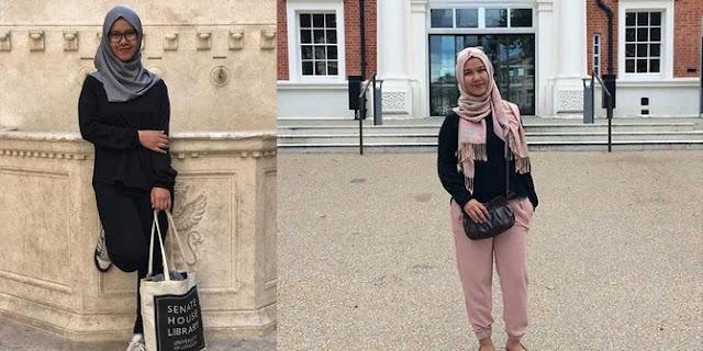 Astaghfirullah, Mahasiswi Indonesia Ini Dapat Perlakuan Keji Dari Petugas Italia Karena Hijab Yang Dikenakan