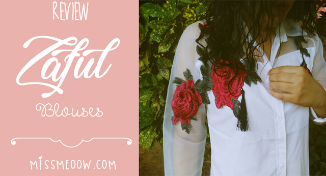 Review: Blouses | Zaful