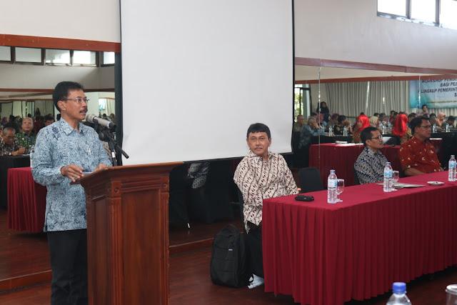 Pemkab  Trenggalek Adakan Worskshop Pembekalan Bagi Pejabat Struktural  Jelang Pensiun