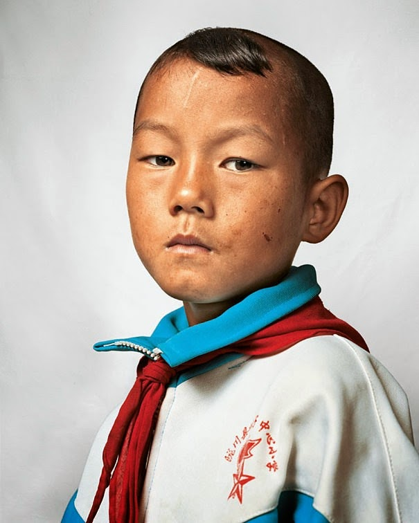 16 Children & Their Bedrooms From Around the World - Dong, 9, Yunnan, China
