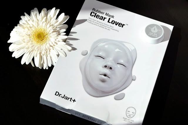 E_katerina: Альгинатная маска Dr.Jart+ Dermask Rubber Mask Clear Lover 'Мания очищения'