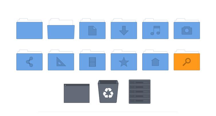 طريقة تحميل و تثبيت أيقونات arc-icon-theme على مختلف التوزيعات