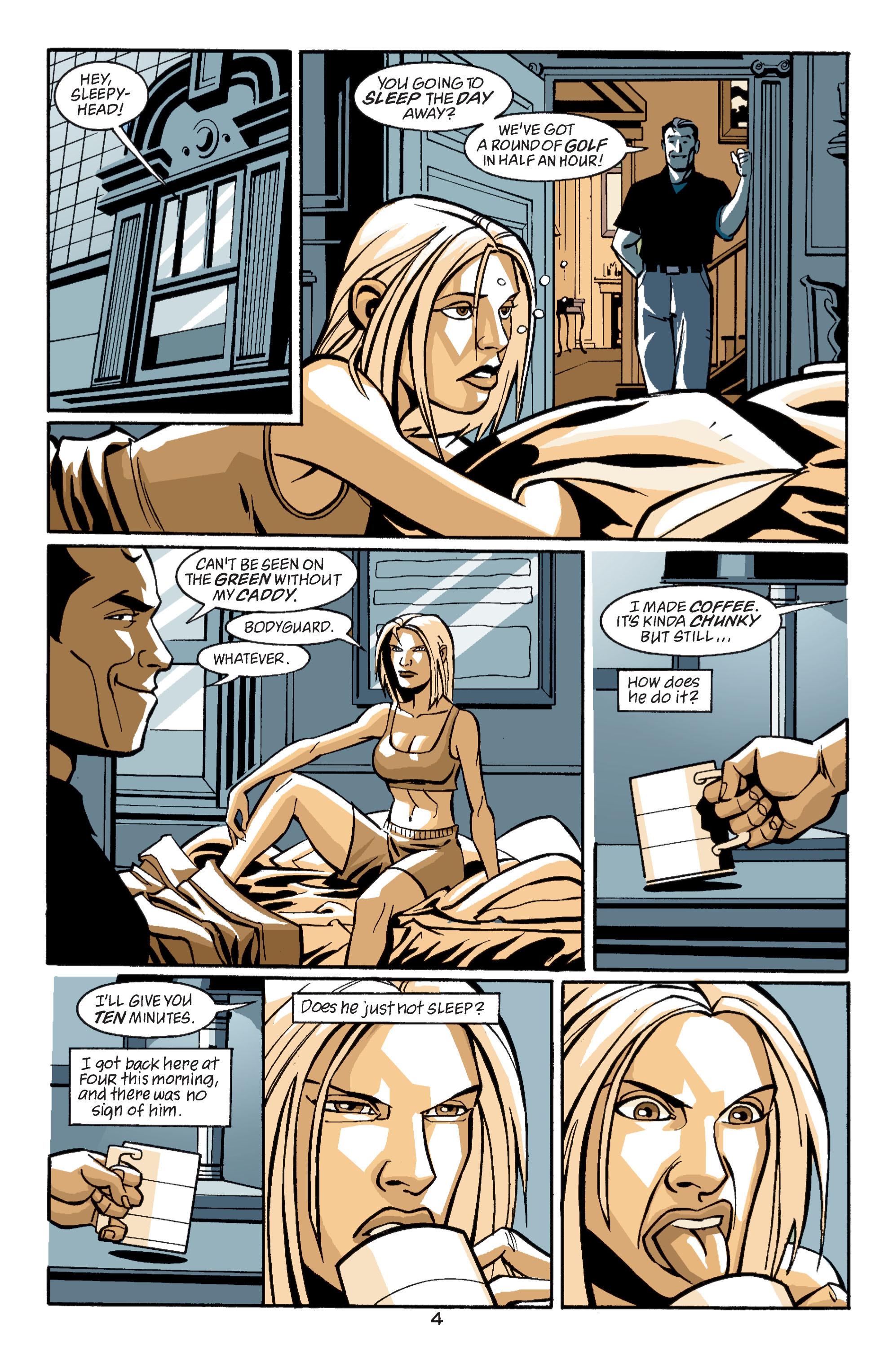 Detective Comics (1937) 758 Page 4