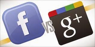 Alasan Saya Beralih dari FB ke G+ … FaceBook vs Google Plus